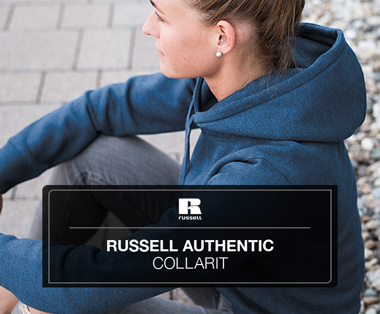 Russell Authentic Collarit